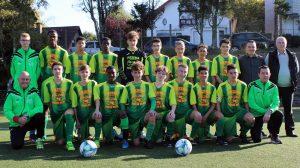 Seraing Athlétique U17 Provinciaux  saison 2017-2018