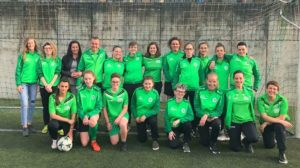 15 avril 2018 - Dames