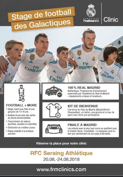Clinic Real Madrid