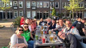 Pâques 2019 - Amsterdam U14 Provinciaux