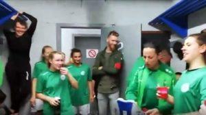 18/04/2019 - 1/4 finale Coupe de la province Herstal A - Seraing Ath. : 2-3