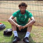 Cheick Omar Doudou Entraînement avec l'équipe nationale du Niger