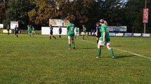 01-09-2019 - Championnat Dames P2 Spa - Seraing Ath. : 0-3