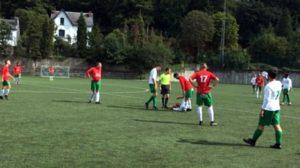 01-09-19 - Championnat P4C Seraing Ath.B - Union Hesbignonne : 5-2